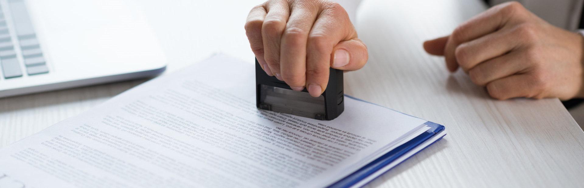 document stamp